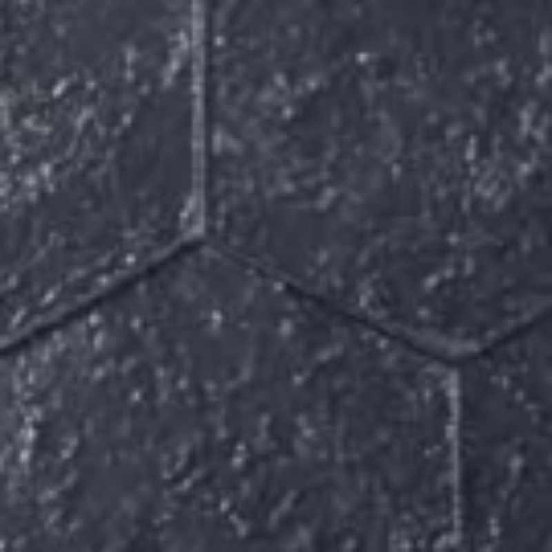 Increte Concrete Stamping Tools - Hexagon Keystone SHXK SOO1