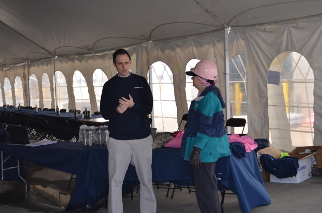 Kevin Holahan - VP of Operations for the Duke Company with the Breast Cancer Coalition of Rochester