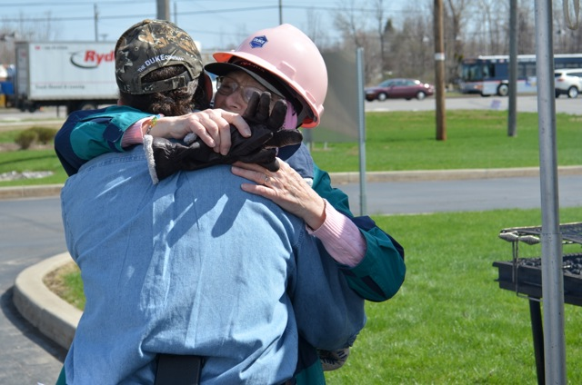 Rochester Equipment Rental  Customer Event Benefitted Breast Cancer Coalition of Rochester