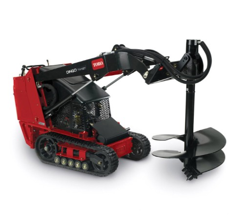 Auger Attachment Rental - High Torque - Toro Dingo