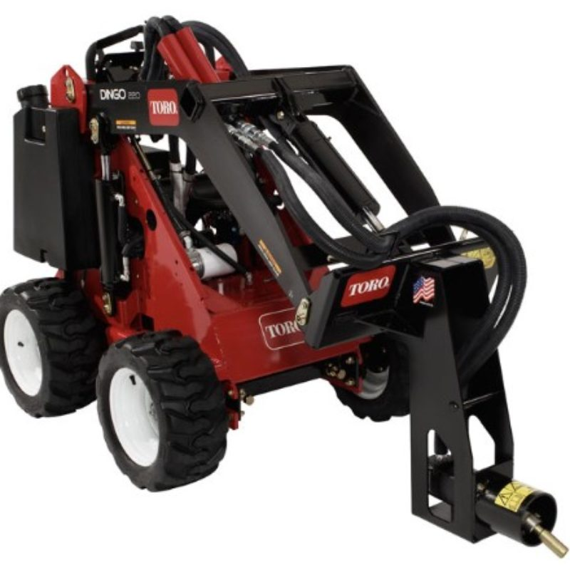 Boring Unit Attachment - Toro Dingo