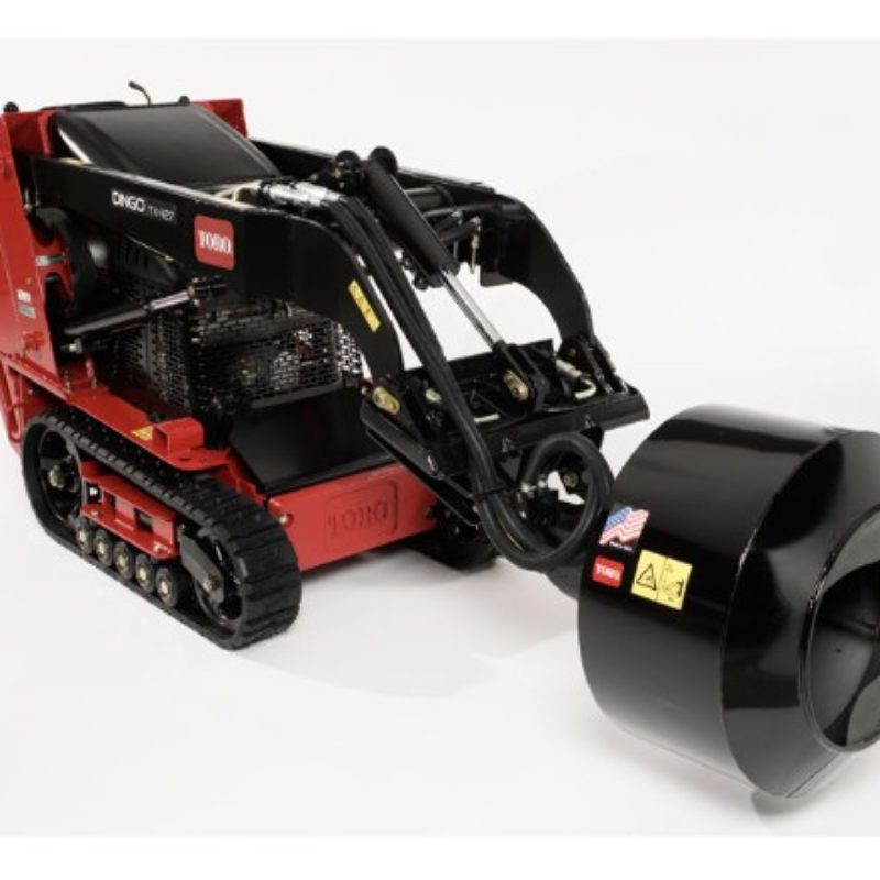 Cement Bowl Rental - Attachment - Toro Dingo