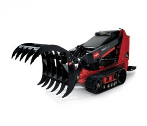 Grapple Rake Rental - Attachment - Toro Dingo