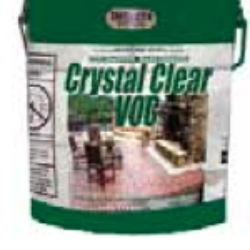 Increte Crystal Clear VOC Sealer and Protective Coating