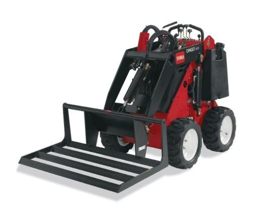 Leveler Rental - Attachment - Toro Dingo