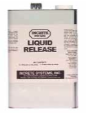 Liquid Release by Increte Systems