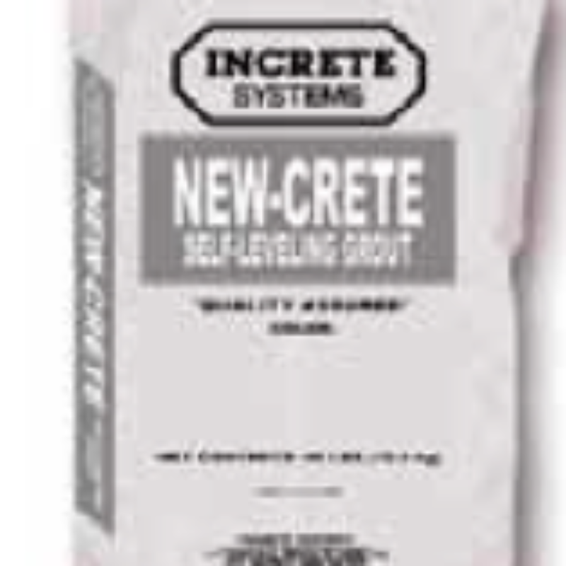 New-Crete Self-Leveling Grout by Increte Systems
