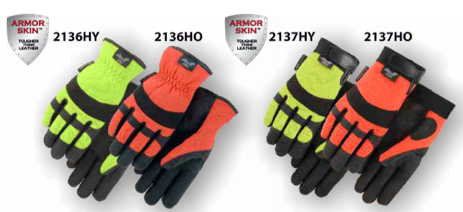 Safety Gloves - Armor Skin Safety Gloves