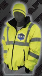 Safety Jackets - ANSI Class 3 Bomber Jackets