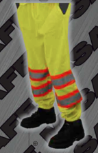 Safety Pants - Mesh Pants