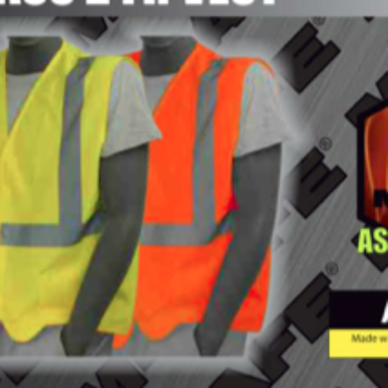 Safety Vests - ANSI Class 2 FR Fire Retardant Vest