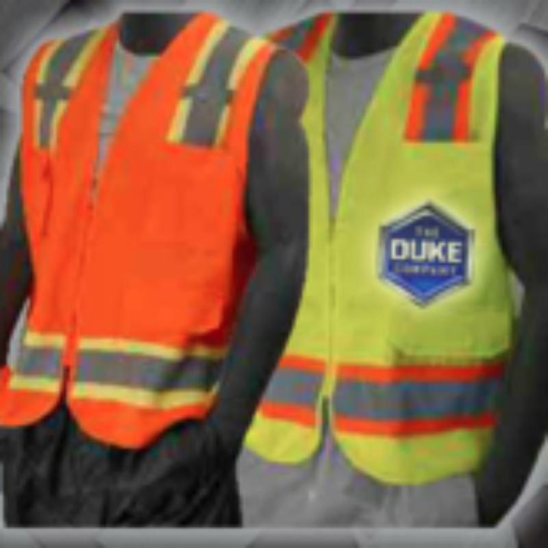 Safety Vests - ANSI Class 2 Surveyors Vest