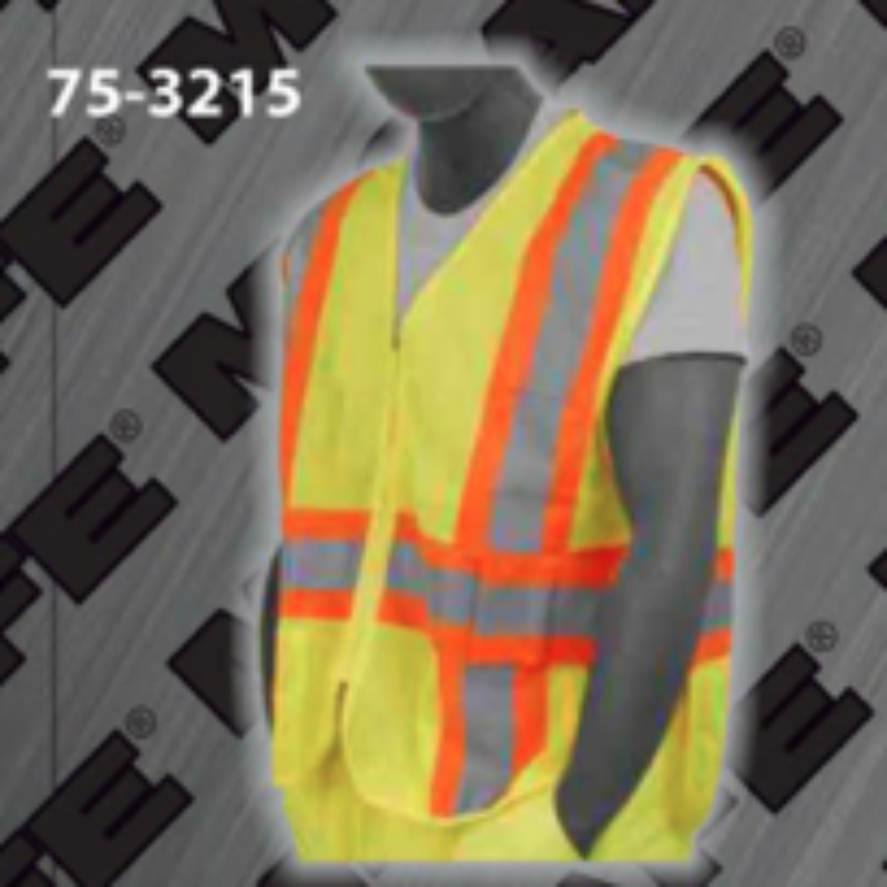 Safety Vests - ANSI Class 2 Vest - Cold Weather - 2 Inch Reflective Material