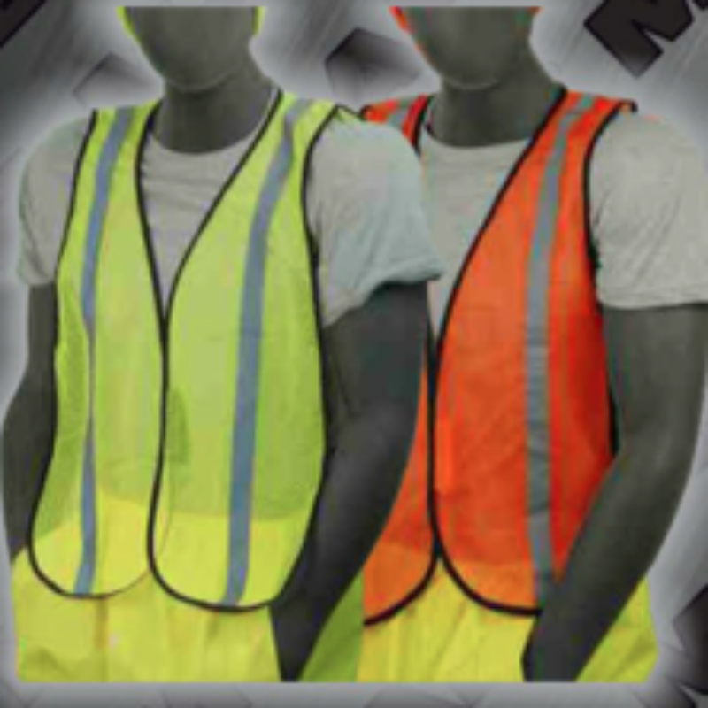 Safety Vests - Economy Mesh Vest