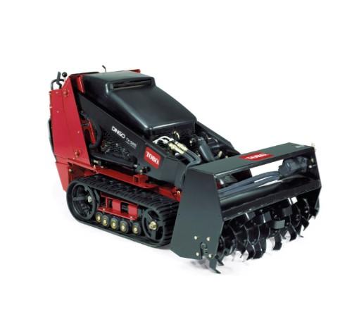Tiller Rental - Attachment - Toro Dingo