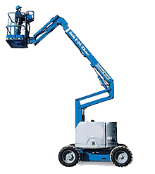 Genie Articulating Boom Lift