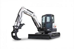 Picture of Bobcat E45 Mini Excavator Rental
