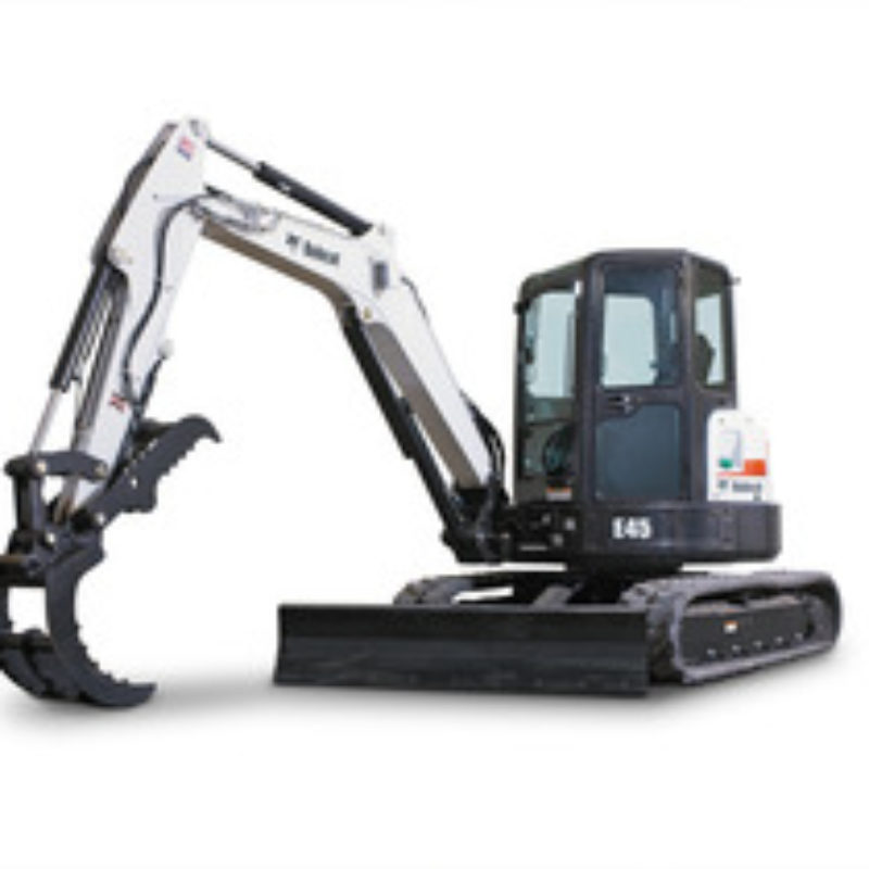 Duke Rentals Rochester NY--Excavators/Attachments