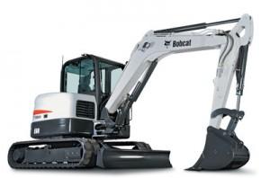 Picture of Bobcat E60 Mini Excavator Rental