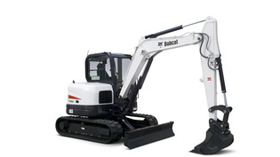 Picture of Bobcat E63 Mini Excavator Rental