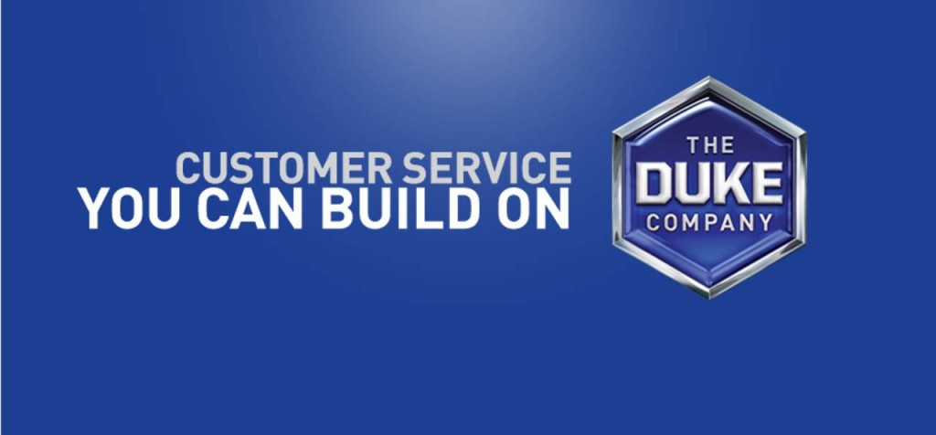 Picture of Duke Company Logo for Equipment Rental and Tool Rental in Rocester NY and Ithaca NY