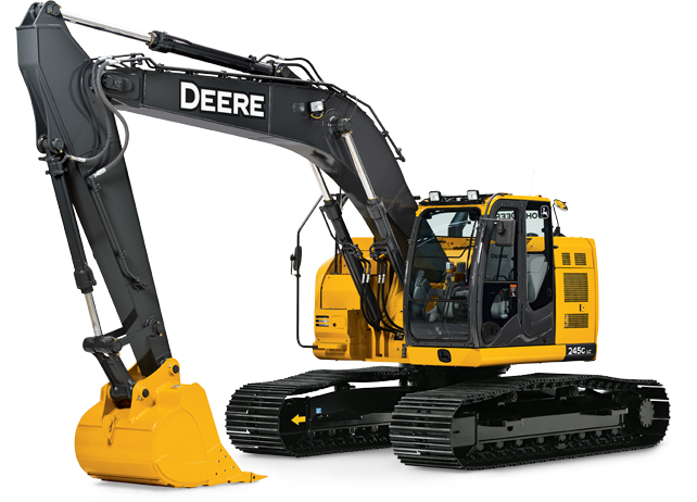Picture of Excavator Rental - John Deere 245G LC
