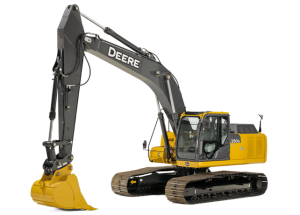 Picture of Excavator Rental - John Deere 250G LC