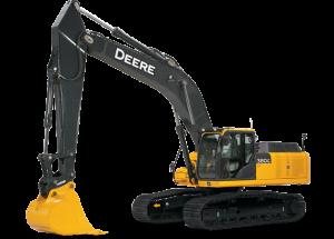 Picture of Excavator Rental - John Deere 380G LC