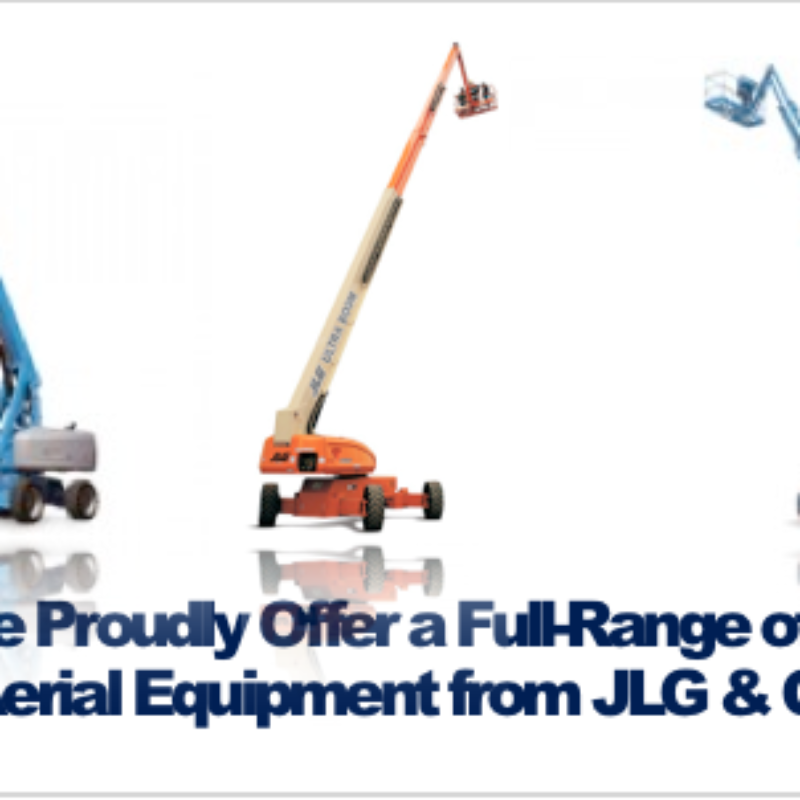 Looking to Buy High-Quality Used Genie and JLG Boom Lifts from a Trustworthy Rental Company?