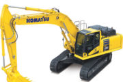 Picture of Komatsu Excavator Available for Rent