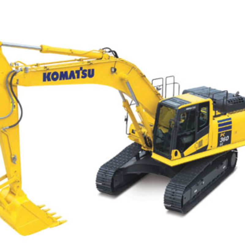 Rent Excavator - Komatsu - PC 360 LC-10