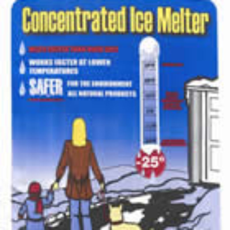 Safer than Salt Enhanced Ice Melter and Deicer by Kissner