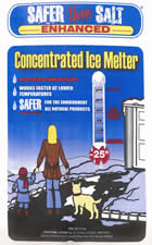 Picture of Safer than Salt Enhanced Ice Melter and Deicer by Kissner