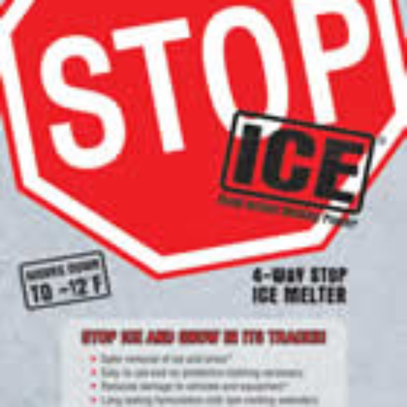 Stop Ice Deicing Product by Kissner