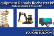 Picture of Equiment Rentals Rochester NY
