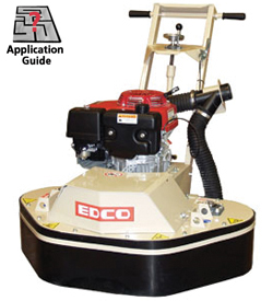 Picture of Four Disc Grinder Rental - EDCO 4EC5 53600