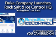 Rock Salt and Ice Control HQ Delivers Through-Out NY
