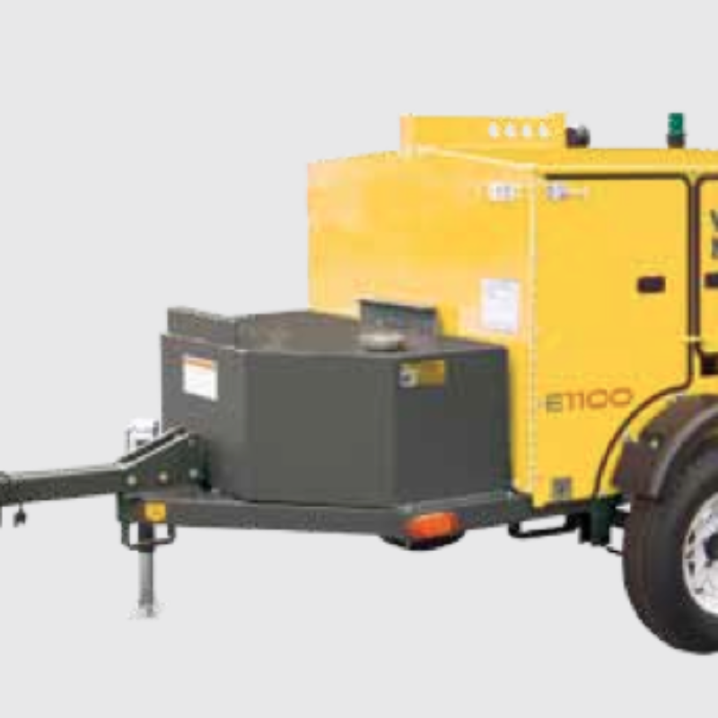 Ground Heater Rental - E1100 - by Wacker Neuson