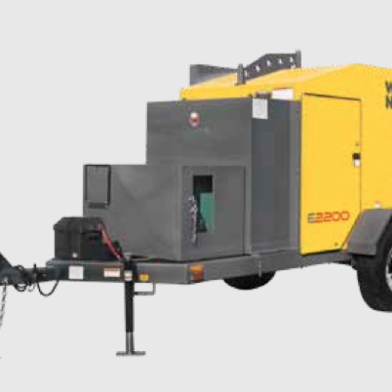 Ground Heater Rental - E2200 - by Wacker Neuson