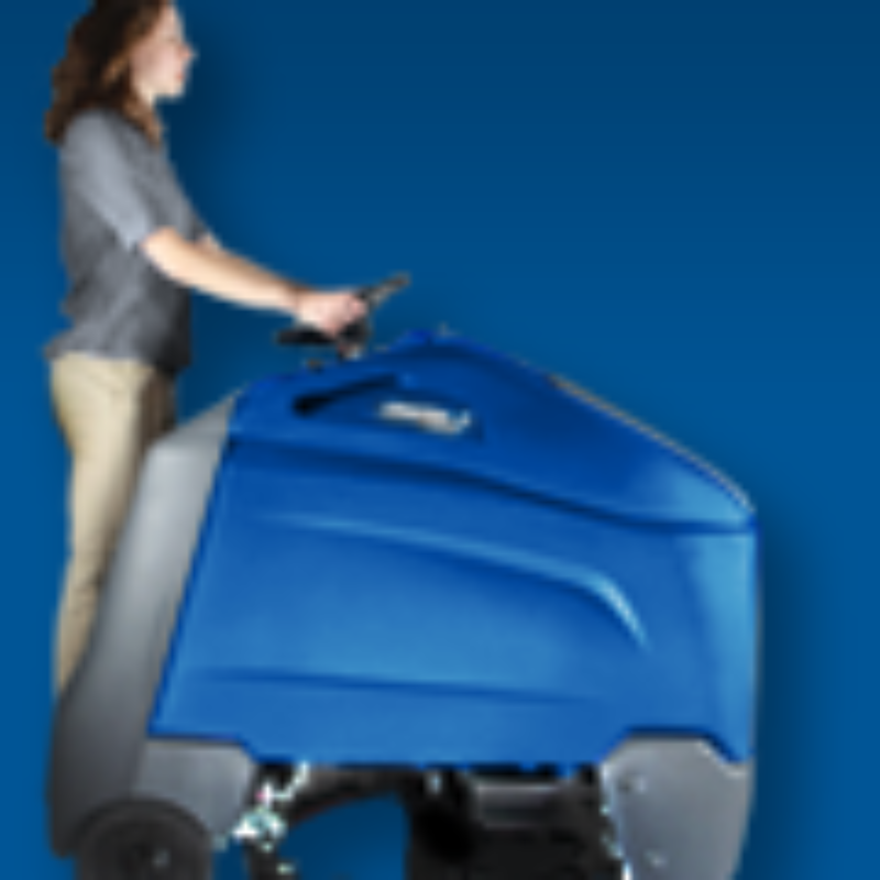 Commercial Floor Scrubber Rental - 20  Inch Stand-On by Windsor