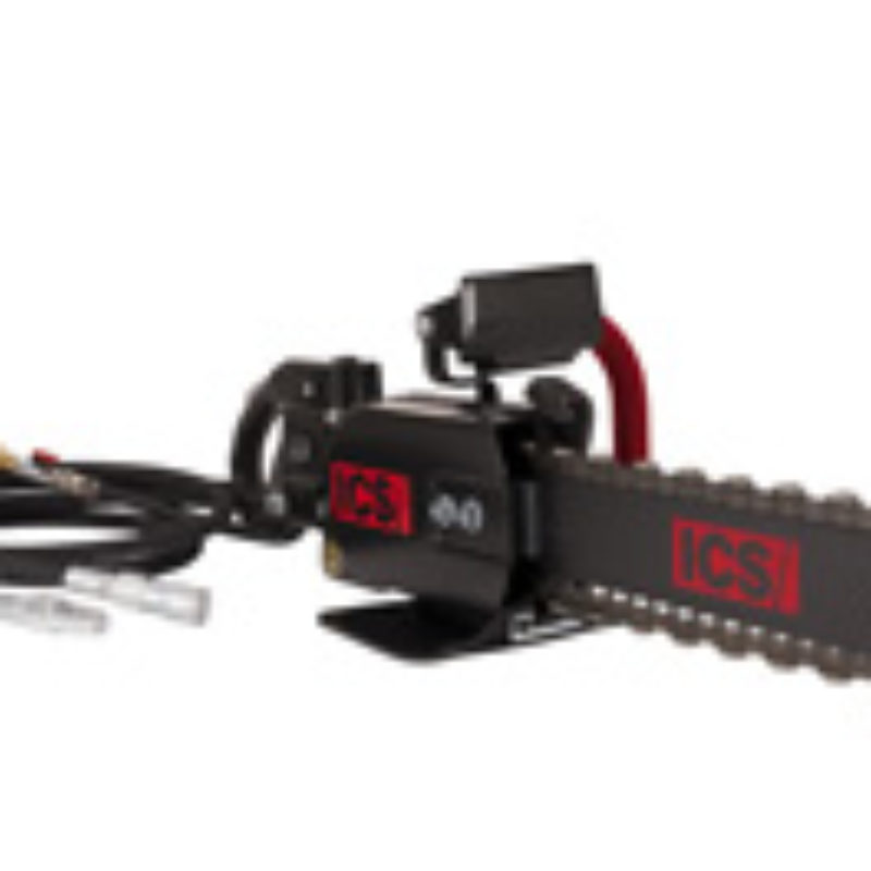 Concrete Chain Saw Rental - Hydraulic 890F4 By ICS