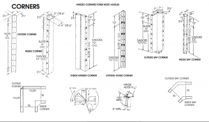 Picture of Concrete Forms - Corners by Steel-Ply