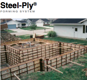 Picture of Steel Ply Form Components