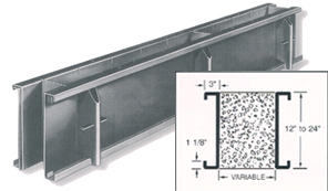 Picture of Concrete Curb Gutter Forms