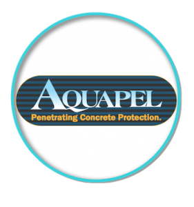 Picture of Aquapel Concrete Sealer logo by L and M Construction Materials