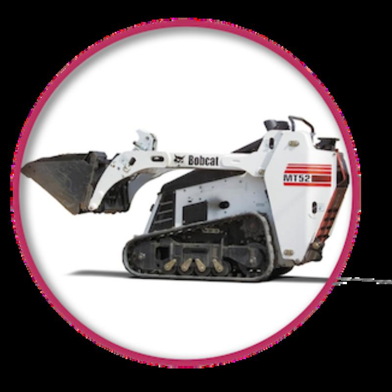 Construction Equipment Rental, Bulk Rock Salt