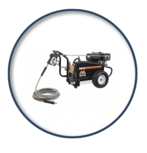 Picture of Pressure Washer Rental in Rochester NY