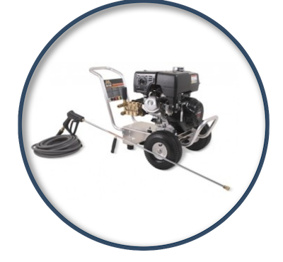 Picture of Rental Pressure Washers in Wester New York