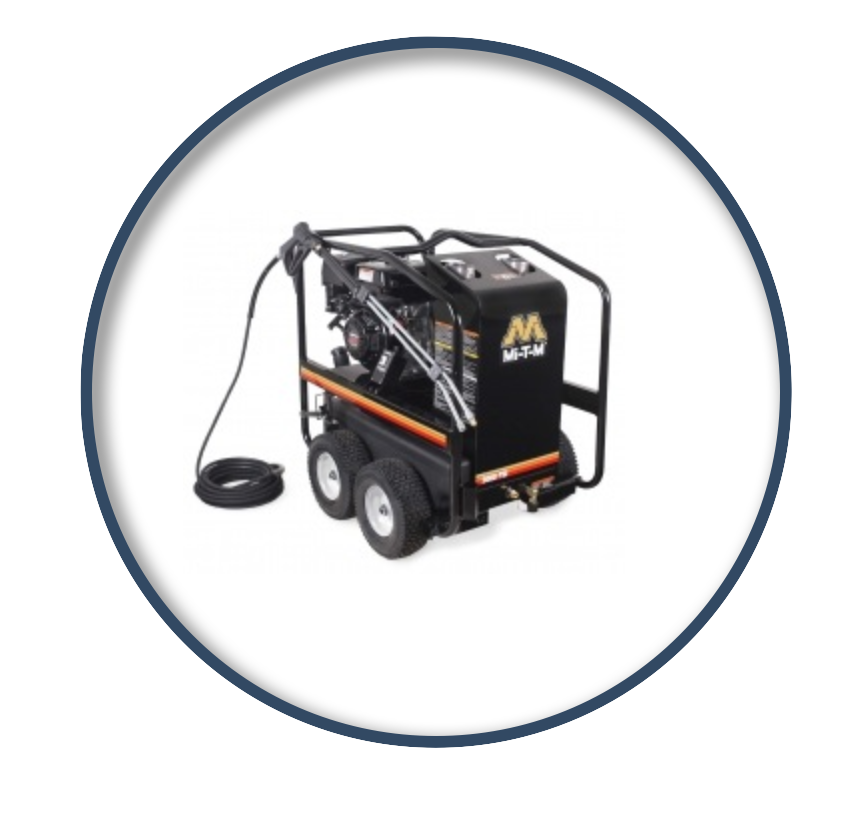 Picture of Renting a Pressure Washer in Ithaca New York