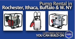 Picture of Pump Rental in Rochester, Ithaca, Buffalo and Western NY